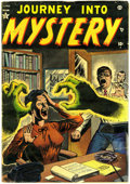 Golden Age (1938-1955):Horror, Journey Into Mystery #1 (Marvel, 1952) Condition: GD+....
