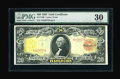 Large Size:Gold Certificates, Fr. 1180 $20 1905 Gold Certificate PMG Very Fine 30....