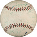Autographs:Baseballs, 1926 Chicago White Sox Team Signed Baseball....