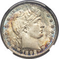 Barber Quarters, 1892-O 25C MS67 NGC....