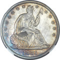 Proof Seated Half Dollars, 1881 50C PR66 NGC....