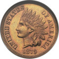 Proof Indian Cents, 1879 1C PR67 Red NGC....