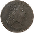 Large Cents, 1793 Chain 1C AMERICA XF45 PCGS. S-3, B-4, Low R.3....