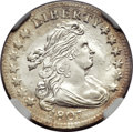 Early Dimes, 1807 10C MS65 NGC. JR-1, R.2....