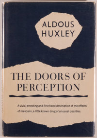 [Jerry Weist]. Aldous Huxley. The Doors of Perception. [New York]: Harper & Brothers, [1954]. L