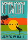 Books:Mystery & Detective Fiction, James W. Hall. SIGNED. Under Cover of Daylight. New York andLondon: W. W. Norton & Company, 1987. First edition...