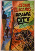 Books:Mystery & Detective Fiction, George Pelecanos. SIGNED. LIMITED. Drama City. Tucson:Dennis McMillan Publications, 2005. First edition limited...