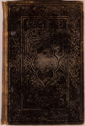 Books:Travels & Voyages, John L. Stephens. Incidents of Travel in Yucatan, Volume I. New York: Harper & Brothers, 1848. Early printing. O...