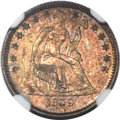 Proof Seated Half Dimes, 1859 H10C PR65 NGC....