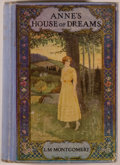 Books:Literature 1900-up, L. M. Montgomery. Anne's House of Dreams. New York:Frederick A. Stokes Company, 1917. First edition. Octavo. 34...