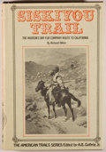 Books:Americana & American History, Richard Dillon. Siskiyou Trail. The Hudson's Bay FurCompany Route to California. New York: McGraw-Hill, [1975]....