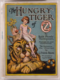 Books:Children's Books, Ruth Plumly Thompson. The Hungry Tiger of Oz. Chicago: TheReilly & Lee Co., 1926. Later printing. Quarto. 261 p...