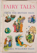 Books:Children's Books, Amabel Williams-Ellis. Fairy Tales From the British Isles.New York and London: Frederick Warne & Co., 1966. Lat...