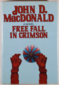 Books:Mystery & Detective Fiction, John D. MacDonald. Free Fall in Crimson. New York: Harper & Row, [1981]. First edition, first printing. Octavo. 246 ...