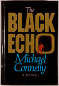 Books:Mystery & Detective Fiction, Michael Connelly. The Black Echo. Boston: Little, Brown,[1992]. Octavo. 375 pages. Publisher's glossy paper over bo...