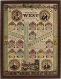 Miscellaneous:Broadside, Humphrey Phelps. The Great West....
