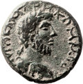 Ancients:Judaea, Ancients: Gaza, Judaea. Commodus (177 - 192 AD). AE (26mm, 15.04gm, 12h). ...