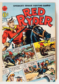 Golden Age (1938-1955):Miscellaneous, Red Ryder and Other Golden Age Bound Volumes Group (Various, 1939-56).... (Total: 4 Items)