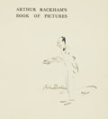 Books:Children's Books, [Arthur Rackham, illustrator]. Arthur Rackham's Book ofPictures. With an Introduction by Sir Arthur Quiller-Cou...