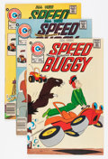 Bronze Age (1970-1979):Cartoon Character, Speed Buggy #2-9 Group (Charlton, 1975-76) Condition: AverageVF.... (Total: 8 Comic Books)