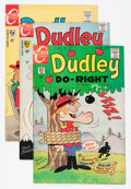 Bronze Age (1970-1979):Cartoon Character, Dudley Do-Right #2-7 Group (Charlton, 1970-72) Condition: AverageVF+.... (Total: 6 Comic Books)