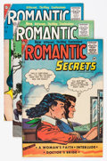 Silver Age (1956-1969):Romance, Romantic Secrets Group (Charlton, 1955-64) Condition: AverageFN/VF.... (Total: 18 Comic Books)