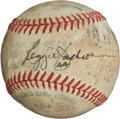 Baseball Collectibles:Balls, 1977 Reggie Jackson Third Home Run Baseball from World Series GameSix....