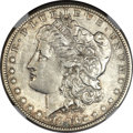 Morgan Dollars, 1893-S $1 AU53 NGC....