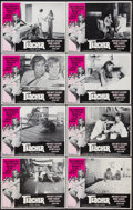"Movie Posters:Sexploitation, The Teacher and Other Lot (Crown International, 1974). Lobby CardSet of 8 (11"" X 14"") and Mini Lobby Card Set of 8 (8"" X 10...(Total: 16 Items)"
