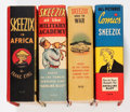 Big Little Book:Miscellaneous, Big Little Book Skeezix Group (Whitman, 1930s) Condition: AverageVF.... (Total: 4 Comic Books)