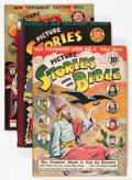 Golden Age (1938-1955):Religious, Picture Stories from the Bible Group (DC, 1943-53).... (Total: 5Comic Books)
