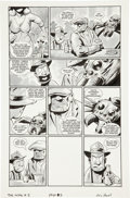 Original Comic Art:Panel Pages, Eric Powell The Goon #5 Page 5 Original Art (Dark Horse, 2005). ...