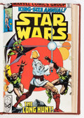 Modern Age (1980-Present):Science Fiction, Star Wars Bound Volumes (Marvel, 1979-83).... (Total: 2 Items)