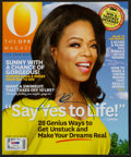 Autographs:Others, Oprah Winfrey Signed Magazine....