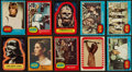 "Non-Sport Cards:Sets, 1977 O-Pee-Chee ""Star Wars"" Complete and Near Set Trio (3). ..."