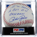 "Autographs:Baseballs, Pete Rose ""I'm Sorry I Bet On Baseball"" Inscription Single SignedBaseball, PSA/DNA Mint 9. ..."