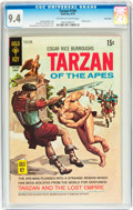 Bronze Age (1970-1979):Adventure, Tarzan #194 Twin Cities pedigree (Gold Key, 1970) CGC NM 9.4 Off-white to white pages....