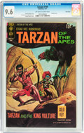 Bronze Age (1970-1979):Adventure, Tarzan #199 Twin Cities pedigree (Gold Key, 1971) CGC NM+ 9.6 Off-white to white pages....