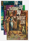 Silver Age (1956-1969):Horror, Twilight Zone Group -Twin Cities pedigree (Gold Key, 1963-69)Condition: Average VF.... (Total: 11 Comic Books)
