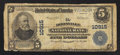 National Bank Notes:Missouri, Boonville, MO - $5 1902 Plain Back Fr. 606 The Boonville NB Ch. #10915. ...