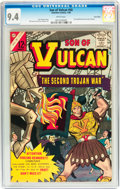 Silver Age (1956-1969):Adventure, Son of Vulcan #50 Twin Cities pedigree (Charlton, 1966) CGC NM 9.4 White pages....