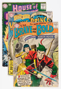 Golden Age (1938-1955):Miscellaneous, Comic Books - Assorted Golden Age Comics Group (Various, 1940s-'50s) Condition: Average GD.... (Total: 31 Comic Books)