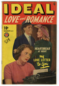 Golden Age (1938-1955):Romance, Ideal #5 Love and Romance (Timely, 1949) Condition: VG/FN....