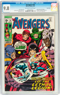 Bronze Age (1970-1979):Superhero, The Avengers #79 Twin Cities pedigree (Marvel, 1970) CGC NM/MT 9.8 Off-white to white pages....