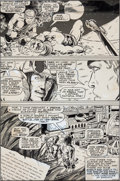 Original Comic Art:Panel Pages, Barry Smith Chamber of Darkness #4 Starr the Slayer Page 7Original Art (Marvel, 1970). ...