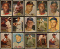 Baseball Cards:Lots, 1957 Topps Baseball Collection With Many Stars (472). ...