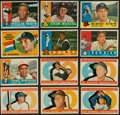 Baseball Cards:Lots, 1960 Topps Baseball Collection With Many Stars (1,000+). ...