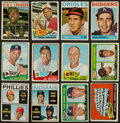 Baseball Cards:Lots, 1964 and 1965 Topps Baseball Collection With Some Stars (1100+cards). ...