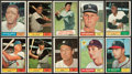 Baseball Cards:Lots, 1961 Topps Baseball Collection With Many Stars (800+). ...