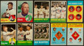 Baseball Cards:Lots, 1963 Topps Baseball Collection With Stars (600+). ...